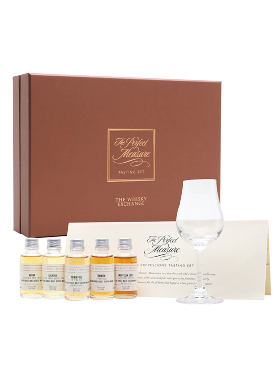 Cask Expressions Tasting Set / Second Edition / 5x3cl