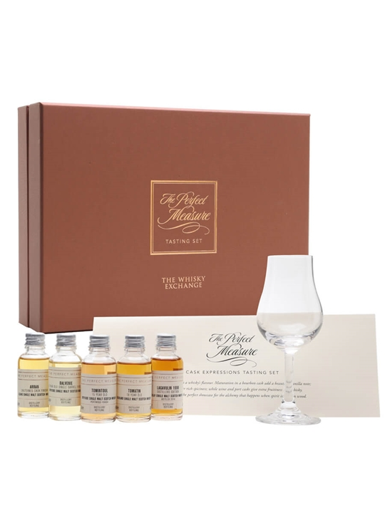 Cask Expressions Tasting Set / First Edition / 5x3cl