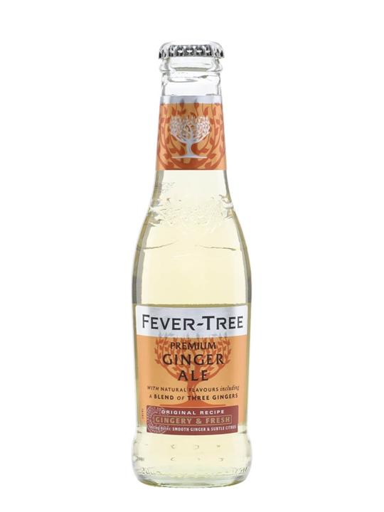 Fever-Tree Ginger Ale / Small Bottle