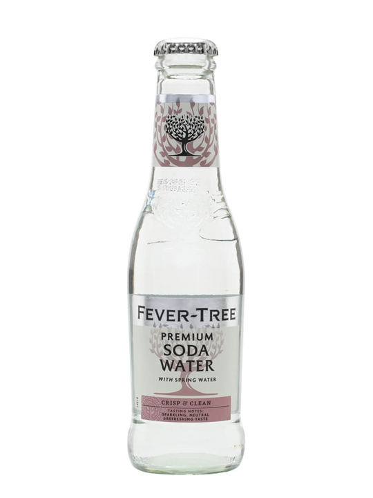 Fever-Tree Spring Soda Water / Single Bottle