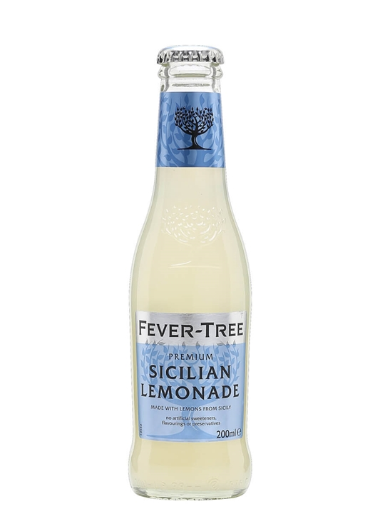 Fever-Tree Sicilian Lemonade / Single Bottle