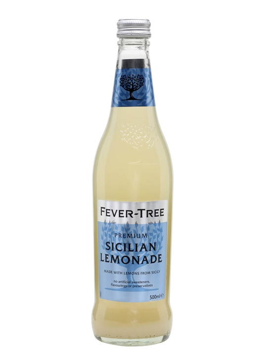 Fever-Tree Sicilian Lemonade / Half Litre