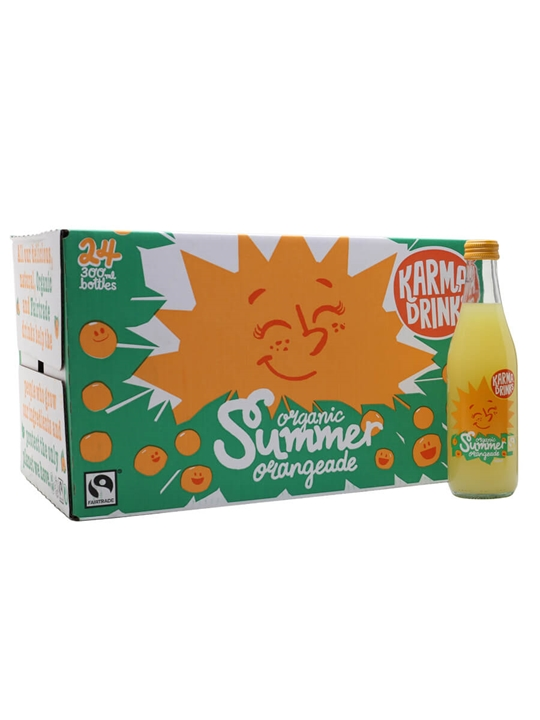 Summer Orangeade / Case of 24 Bottles