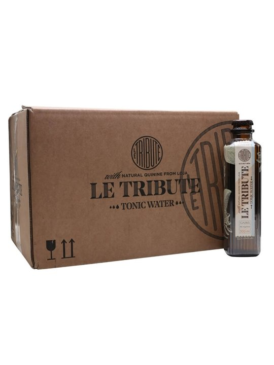 Le Tribute Tonic Water / Case of 24 Bottles