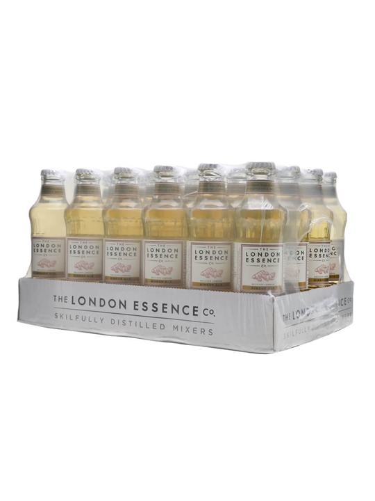 London Essence Co. Delicate Ginger Ale / Case of 24 bottles