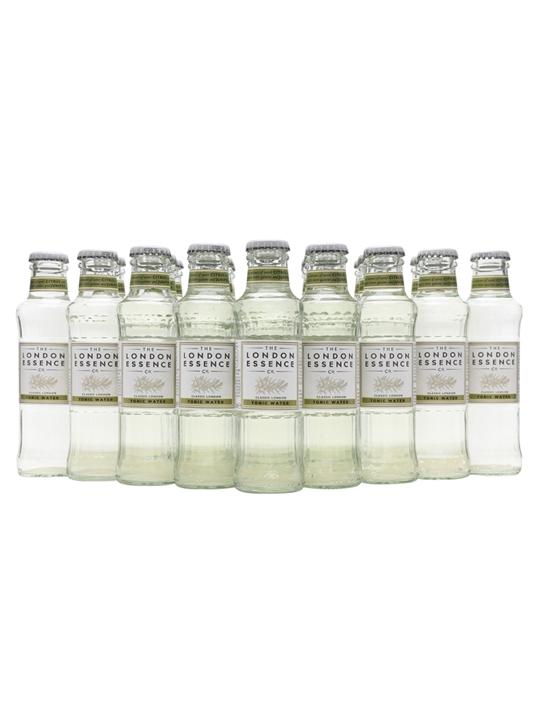 London Essence Co. Classic Tonic / Case of 24 Bottles