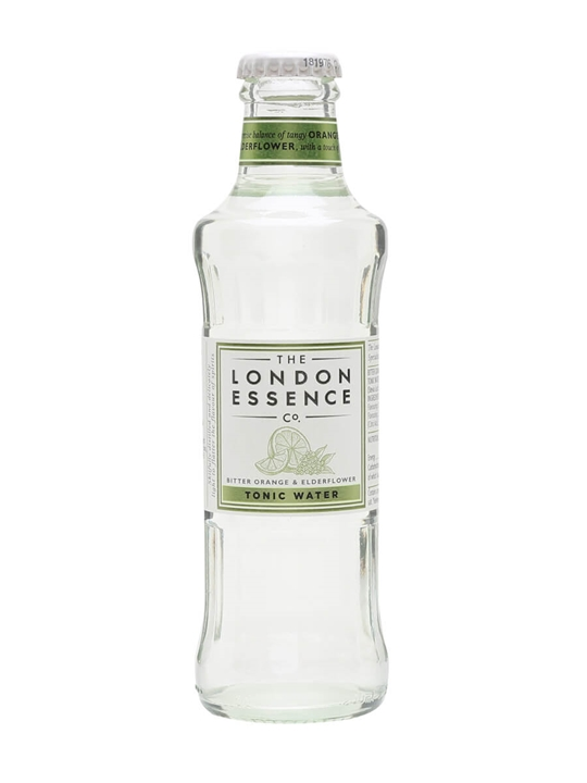 London Essence Co. Bitter Orange & Elderflower Tonic