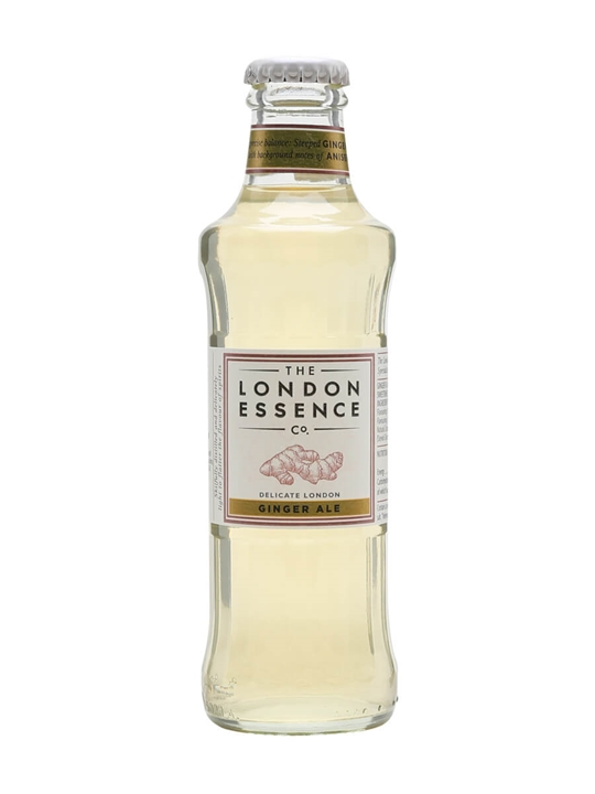 London Essence Co. Delicate Ginger Ale / Single Bottle