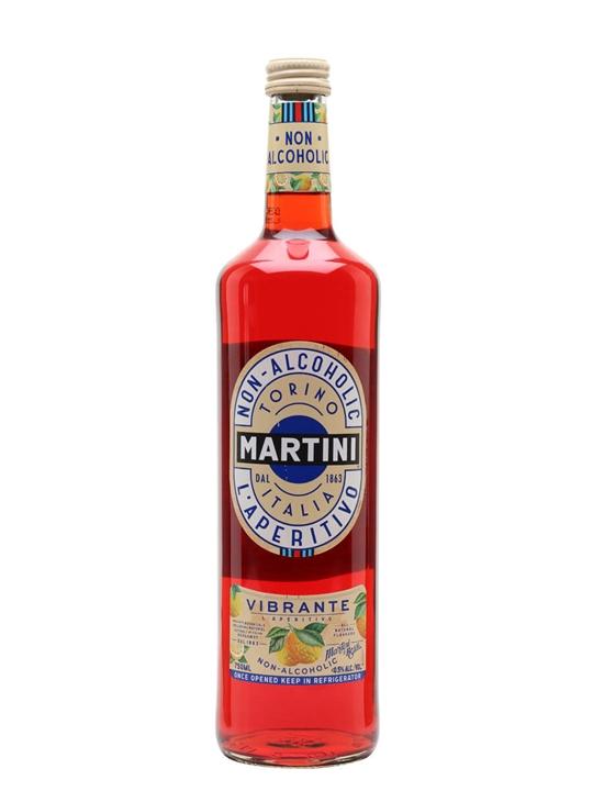 Martini Vibrante - Non-Alcoholic Aperitif