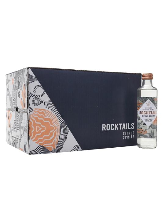 Rocktails Citrus Spritz / Case of 24 bottles