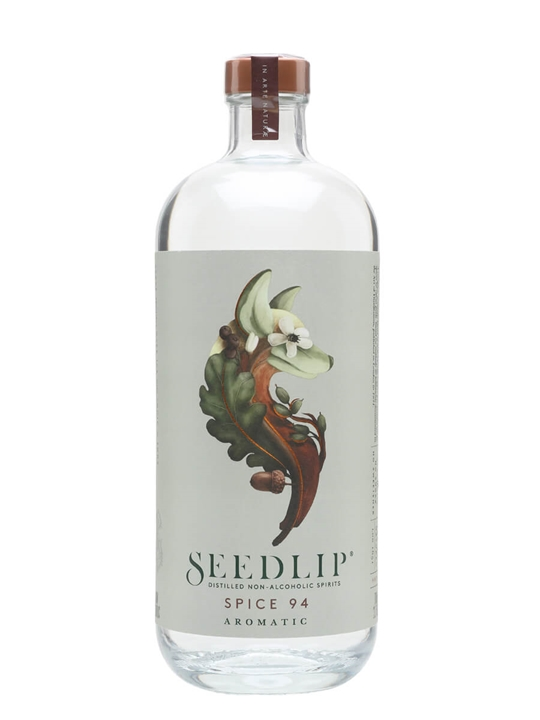 Seedlip Spice 94 / Non-Alcoholic Spirit
