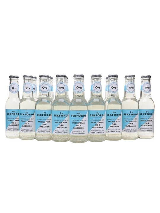 Sekforde Tequila Mixer / Case of 24 Bottles
