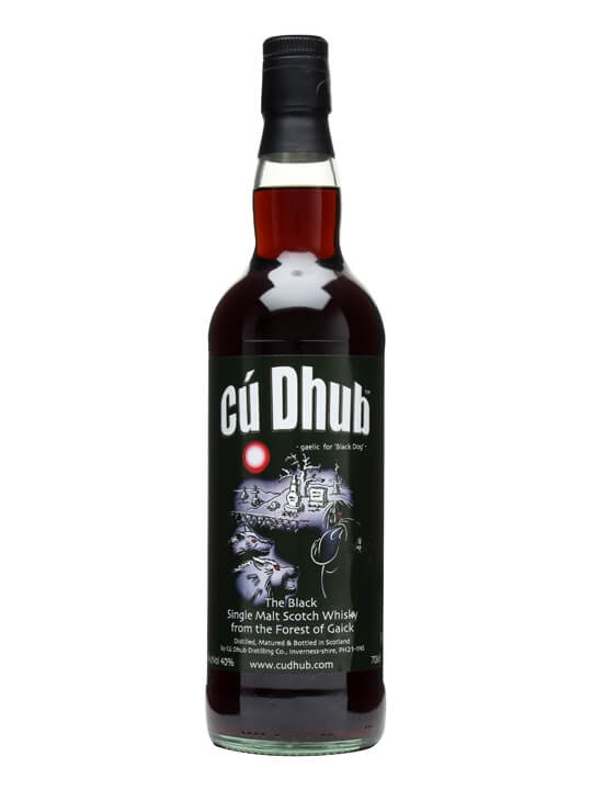 Image result for cu dhub black whisky