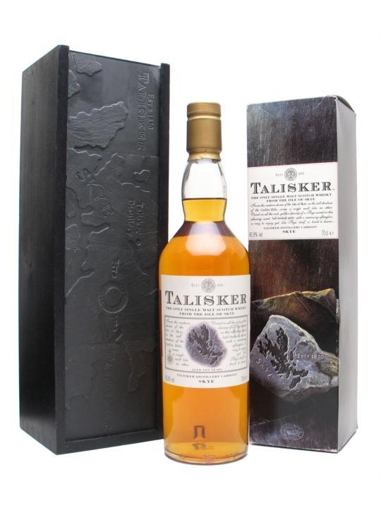 Talisker 10 Year Old - Slate Gift Box Scotch Whisky  The Whisky Exchange  sc 1 st  The Whisky Exchange & Talisker 10 Year Old - Slate Gift Box Scotch Whisky : The Whisky ... Aboutintivar.Com