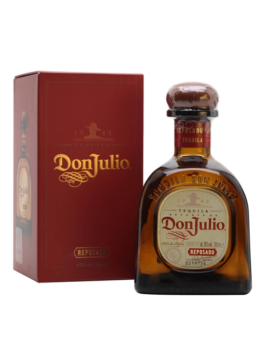 Don Julio Reposado Tequila The Whisky Exchange