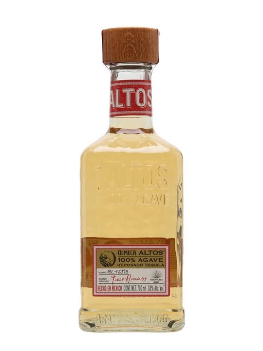 Olmeca Altos Reposado Tequila The Whisky Exchange