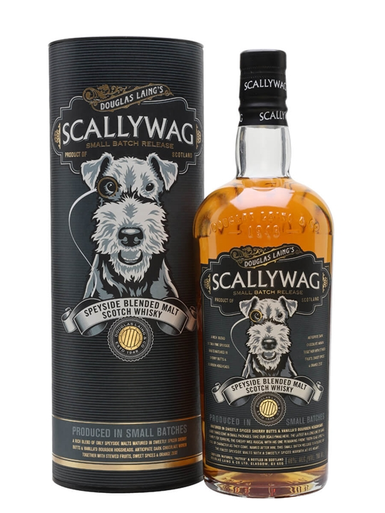 Scallywag Speyside Blended Malt The Whisky Exchange