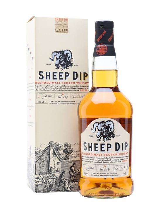 Sheep Dip Blended Malt The Whisky Exchange