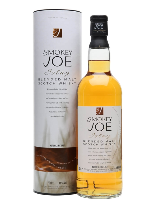 Smokey Joe Islay Blended Malt Whisky The Whisky Exchange