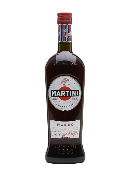 Martini Rosso Vermouth The Whisky Exchange
