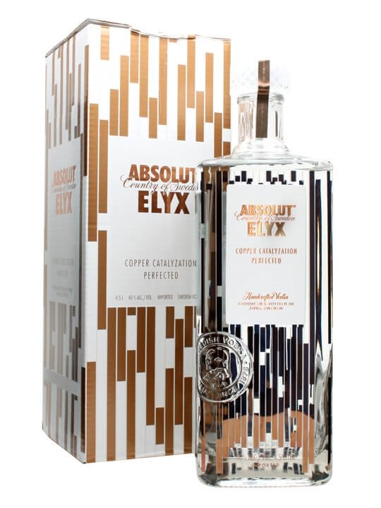 Absolut Elyx / Very Large Bottle