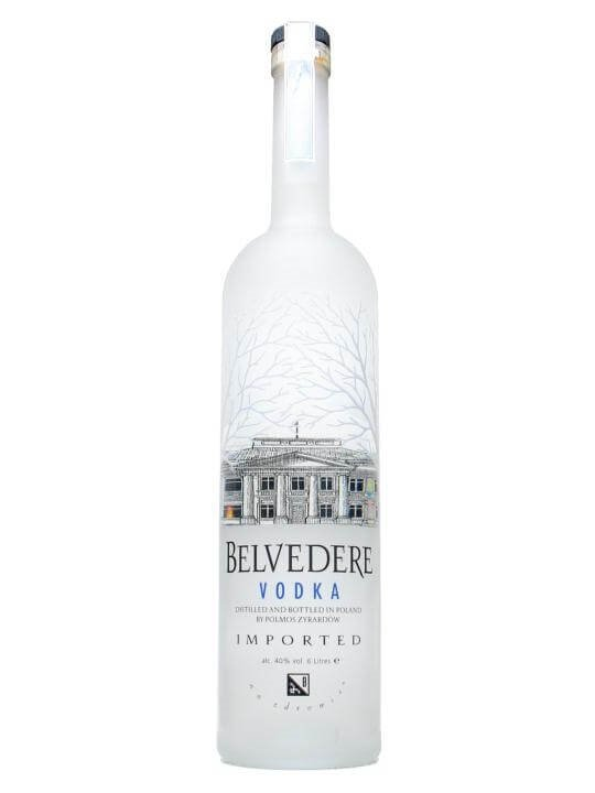 Grey goose vodka methuselah