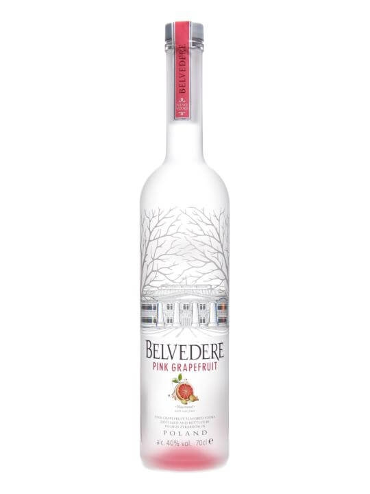 Belvedere pink grapefruit vodka buy from world 39 s best for Pink cocktails with vodka
