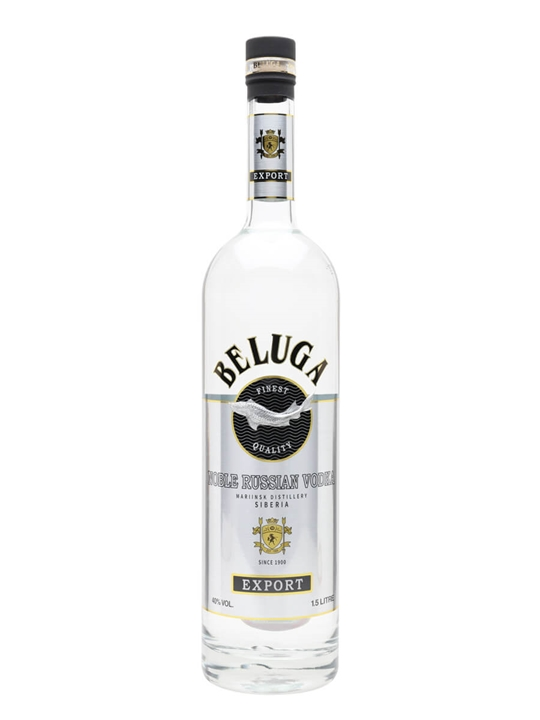 Beluga Noble Russian Vodka / Magnum
