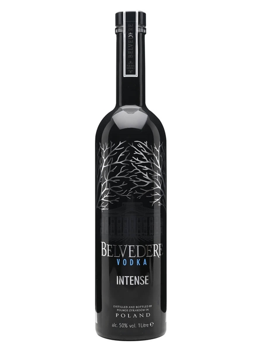 Belvedere Intense Vodka 100 Proof Litre Buy From