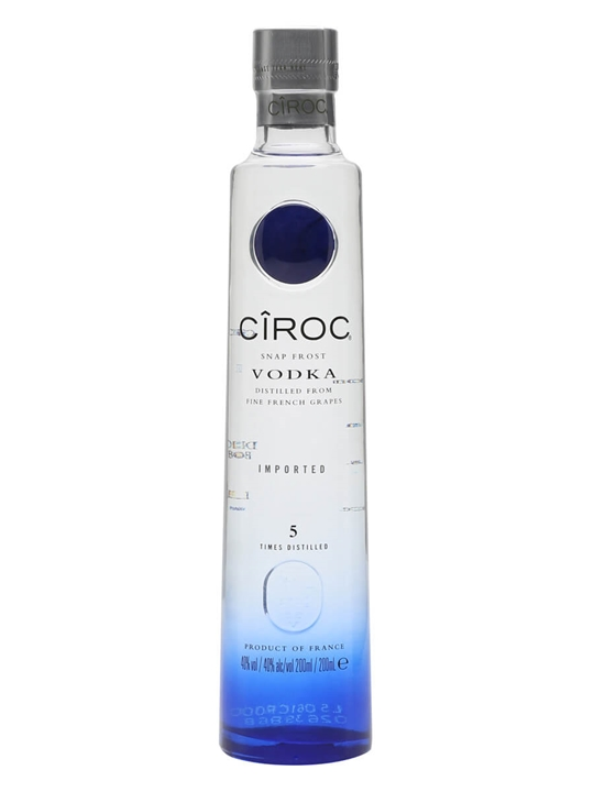 Ciroc Vodka / Small Bottle