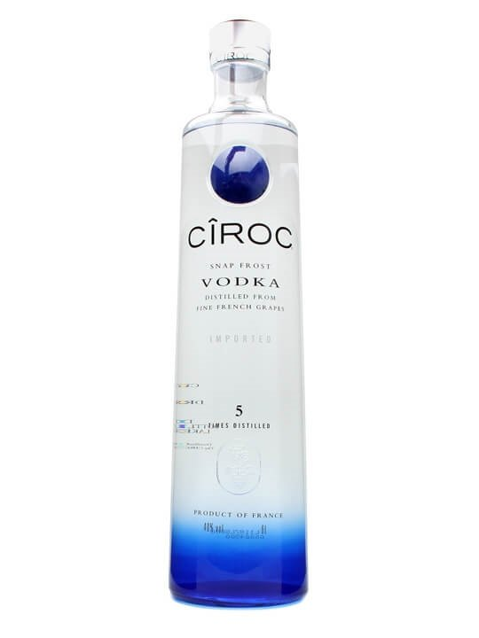 Ciroc Vodka / Methuselah