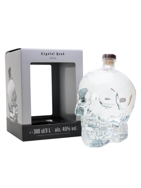Crystal Head Vodka / Jeroboam
