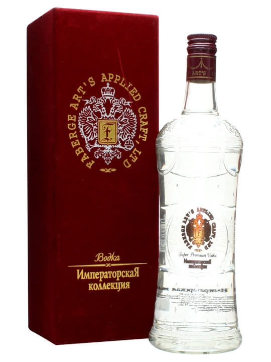 Russian Arts Applied Craft Vodka
