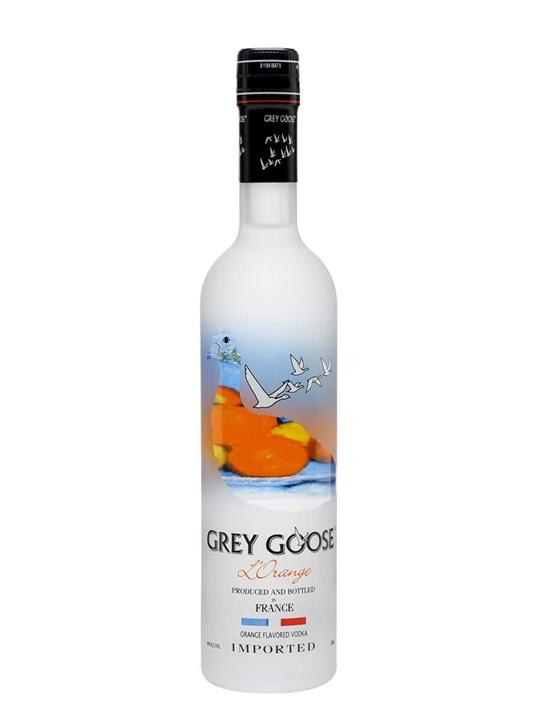 Grey Goose L Orange Small Bottle Buy From World S Best
