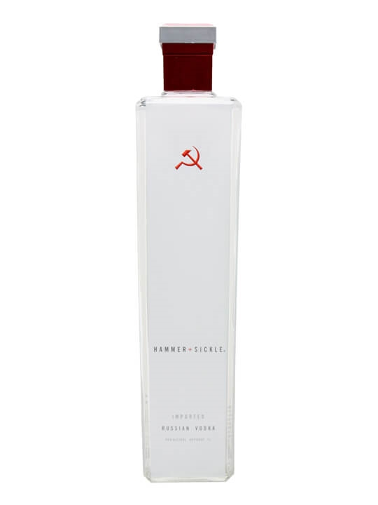 Hammer Amp Sickle Vodka Buy From World S Best Drinks Shop