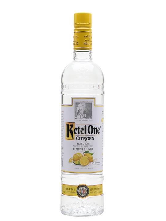 Ketel One Citroen Vodka Buy From World S Best Drinks Shop