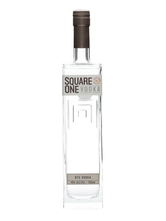 Square One Rye Vodka Buy From World S Best Drinks Shop