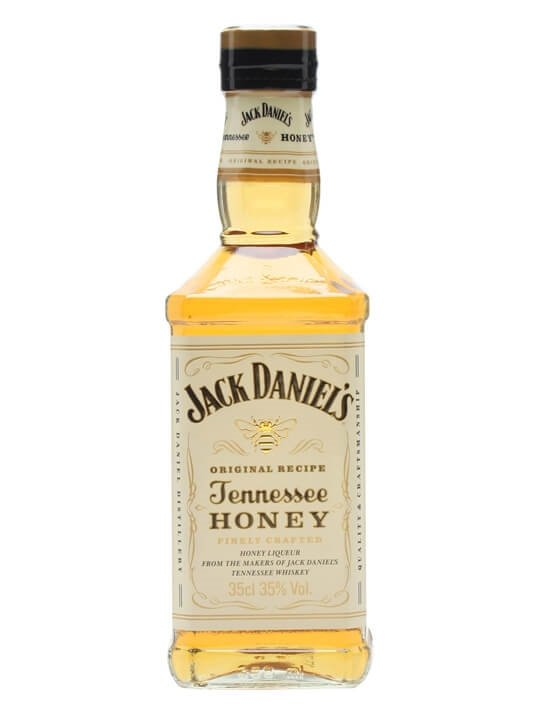 Jack Daniel's Tennessee Honey Whiskey Liqueur / Half Bottle