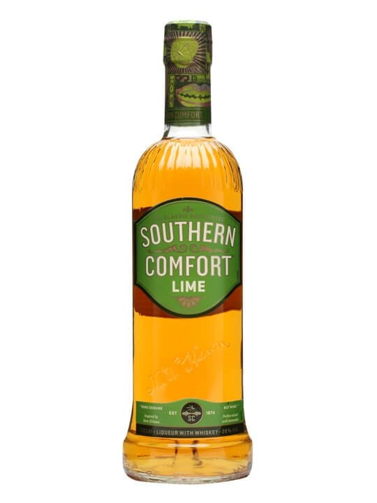 Southern Comfort Lime The Whisky Exchange