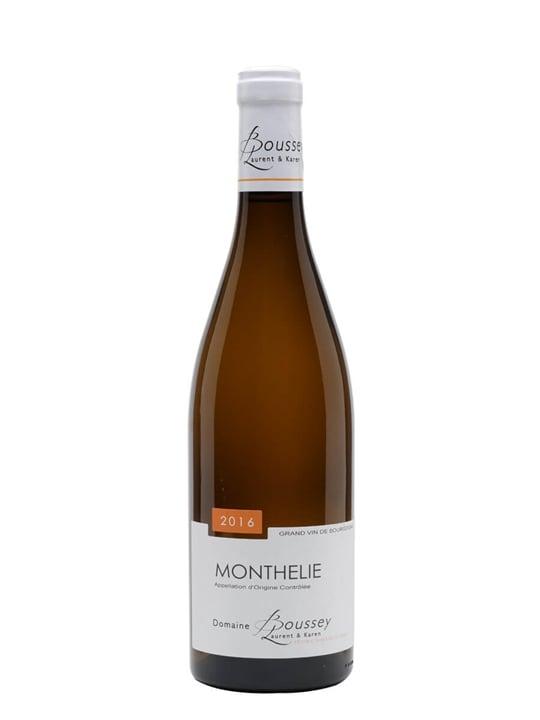 Monthelie Blanc Laurent Boussey 2016