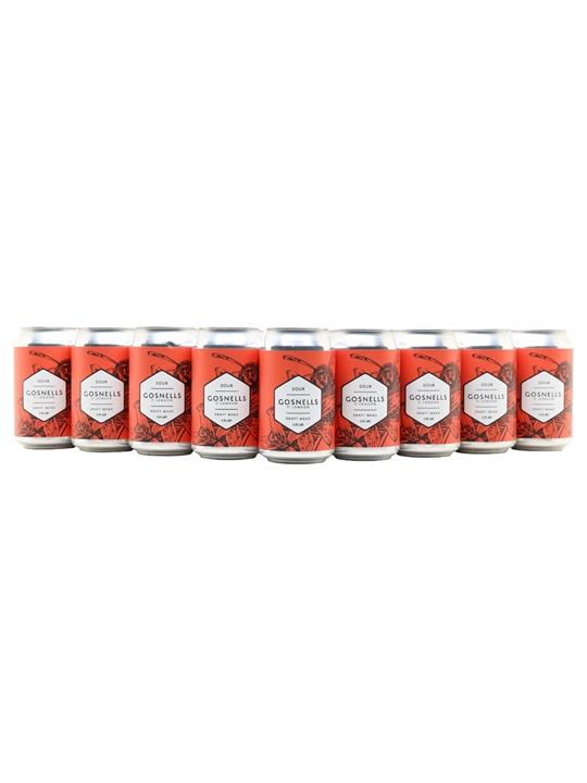 Gosnells Sour Mead / Case of 24 Cans