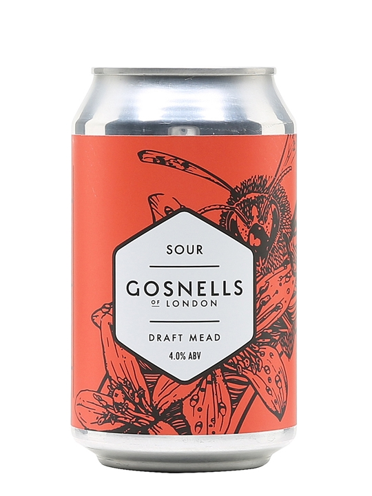 Gosnells Sour Mead / Single Can