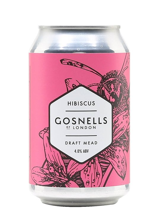 Gosnells Hibiscus Mead / Single Can