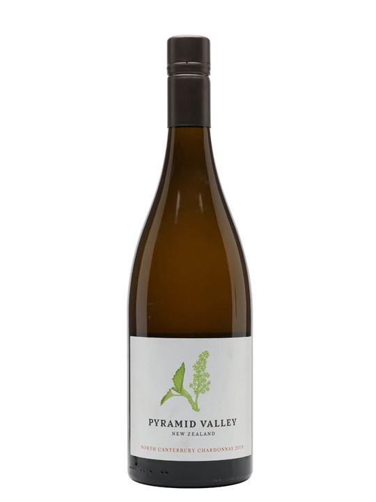 Pyramid Valley North Canterbury Chardonnay 2018