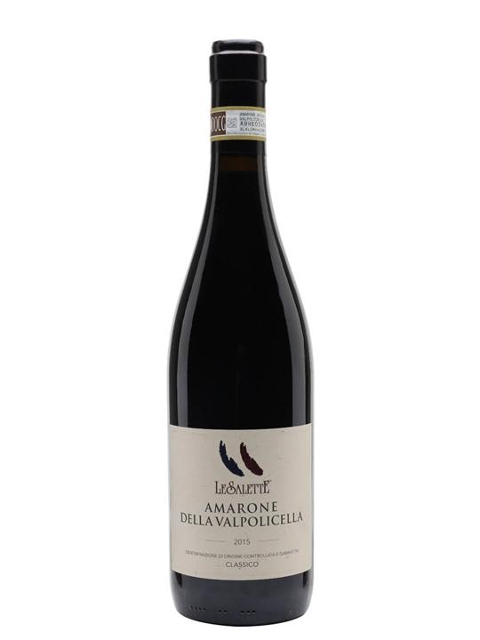 Amarone Della Valpolicella Classico 2015 / La Salette