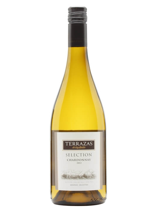 Terrazas De Los Andes Chardonnay 2012 The Whisky Exchange