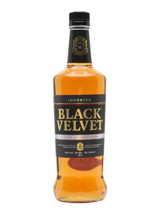 Black Velvet Viski