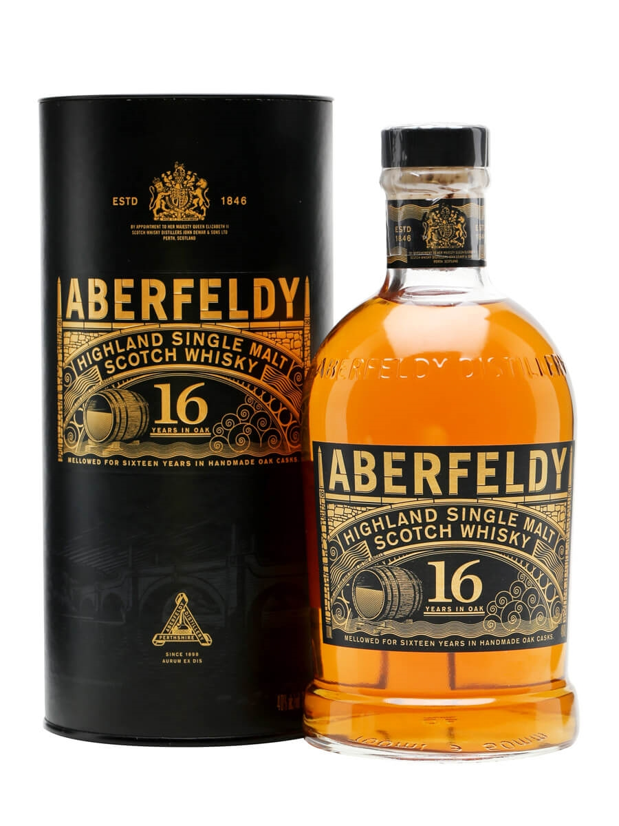 Review No.131. Aberfeldy 16