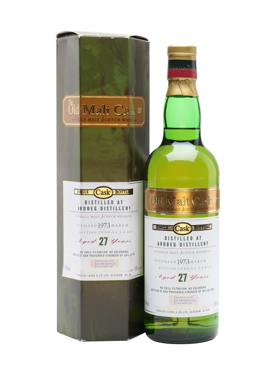 Ardbeg 1973 / 27 Year Old / Old Malt Cask