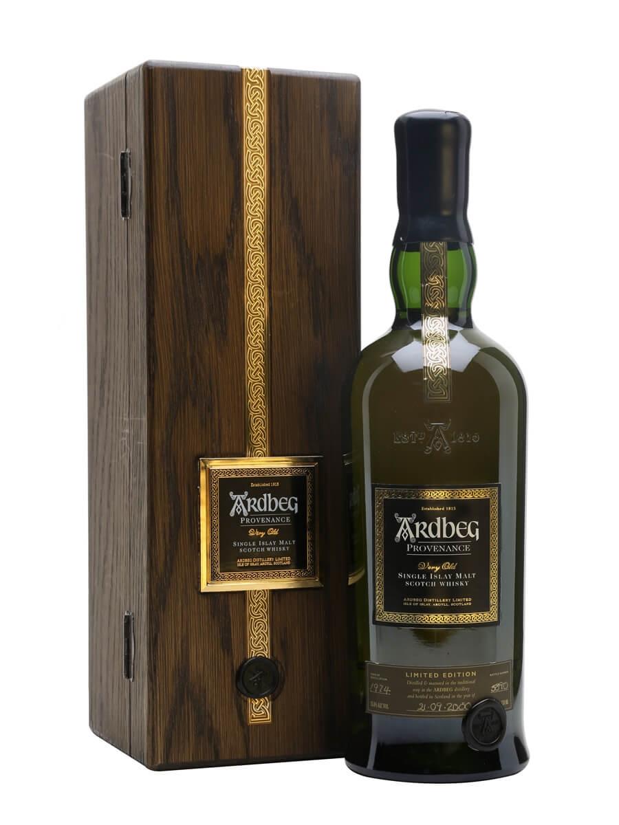 Ardbeg 1974 Provenance / USA Bottling